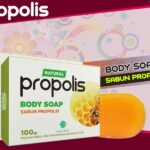 Jual Sabun Propolis Untuk Perawatan Wajah di Ondong Siau