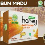 Jual Sabun Honey Untuk Perawatan Wajah di Ondong Siau